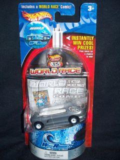 Hot Wheels 2003 World Race 1 Deora Zamac 537