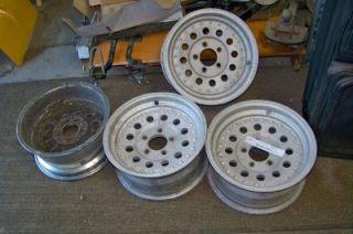 Old School Vintage Mag Rims Wheels