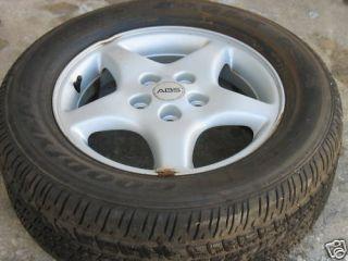 Grand Prix Wheel Rim Tire Goodyear Eagle RSA 225 60R16