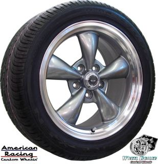 AMERICAN RACING TORQ THRUST WHEELS RIMS TIRES CHEVY CAMARO 1996 1997