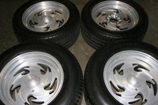 Billet Specialties Boyd 17 Alloy Wheels Bridgestone Tires