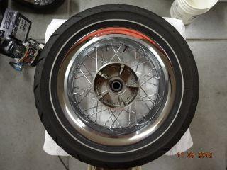 Harley Davidson 180 16 Rim Tire