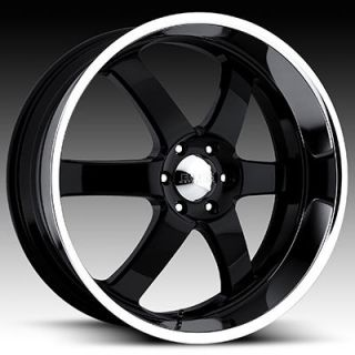 Lincoln Navigator Expedition 24 Boss Black Wheels Rims