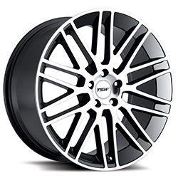 18 TSW Croft Mesh Wheels Rims 5x100 VW MK4 Jetta GTI Beetle Scion TC