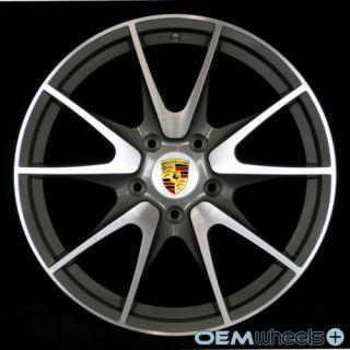19 GT2 STYLE WHEELS FITS PORSCHE 911 CARRERA BOXSTER CAYMAN S GT2 GT3