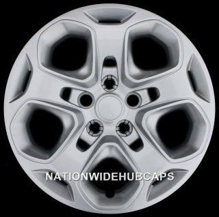 17 Bolt on Wheel Covers Rim Hub Caps 5 Spoke Steel Wheels Rims