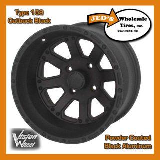 Aluminum Wheels Rims for Arctic Cat 300i 400i 500i ATV