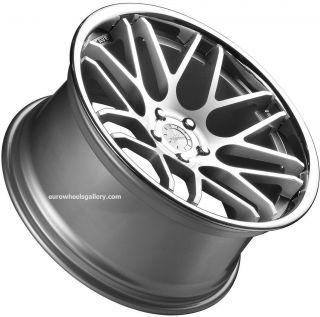 Magic Wheels for Porsche Cayenne Panamera Audi Q7 Rims Caps Set