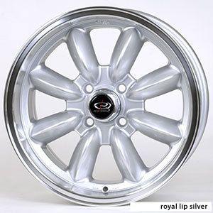 15 Rota RB Silver Rims Wheels 15x7 4 4x114 3 Datsun 510 280z AE86