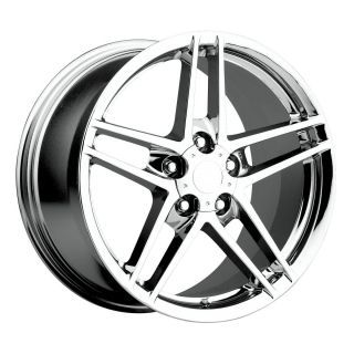 Chevrolet Camaro Corvette Wheels C6 Z06 Rims New ZR1 18x9 5x4 75