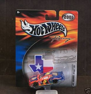 Hot Wheels Racing 5 Terry Labonte Kelloggs Car
