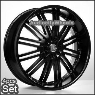 24inch Wheels Tahoe Yukon Escalade Chevy Almada H3 Rims