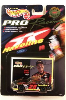 Hot Wheels Pro Racing Ernie Irvan 28 Havoline 1 64
