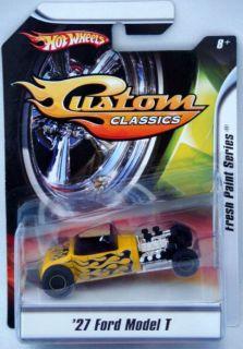 Hot Wheels DIECAST1 50 Custom Classics 27 Ford Model T