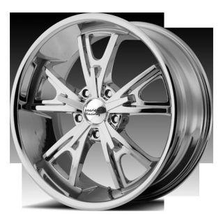 Racing Hot Rod Daytona Chrome Mustang G35 Cherokee Wheels Rims