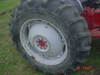 600 641 800 860 Ford Tractor 13 6 x 28 Tires Tubes Rims Ford 8N