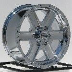 17 inch Chrome Wheels Rims Chevy Truck Tahoe Avalanche 1500 Silverado