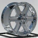 17 inch Chrome Wheels Rims Chevy Truck Tahoe Avalanche 1500 Silverado