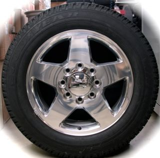 Chevy Silverado GMC Sierra 2500 3500 8 Lug 20 Wheels Rims Tires