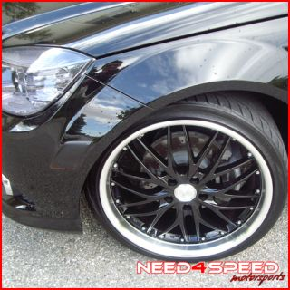 19 Mercedes Benz C32 C55 Black MRR GT1 Wheels Rims