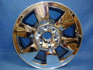 GM 20x8 5 31ET Aluminum Wheel Factory 6 Lug New Tahoe