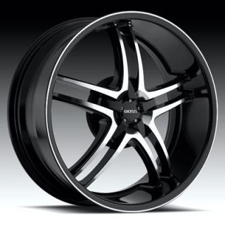 20 Black Wheels Rims Blazer S10 Impala Camero Trans Am