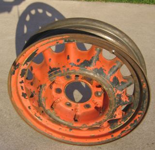 Wheel Chevy Chevrolet Rim Rat Hot Rod 1934 1935 1936 34 35 36 Ford