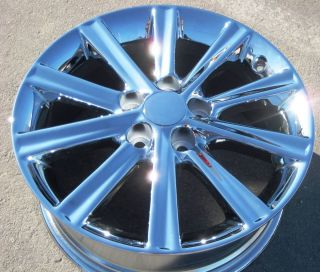 Camry Hybrid Lexus ES350 ES300 ES33O Em Chrome Wheels Rims