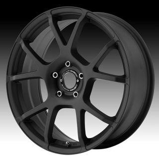 17 inch Motegi MR121 Black Wheels Rims 5x4 5 5x114 3 Tribeca Kizashi