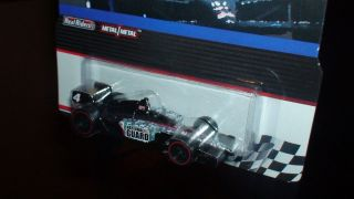 Hot Wheels 2012 Racing IZOD Indy Car Series   National Guard #4   Real