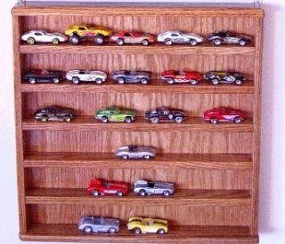 Oak Display 30 36 Car Hot Wheels Diecast 1 64th NASCAR