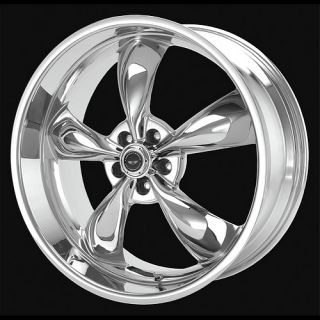 RACING AR605 STAGGERED 5X4 5 MUSTANG FUSION G37 CHROME WHEELS RIMS