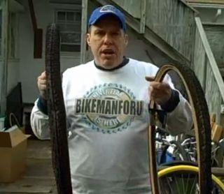 Bicycle Bike 700 x 38C 2 Tire Tube Rim Strip 700X38C