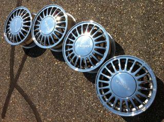 Type R Honda Accord Factory 15 Chrome Wheels Rims 5x114 3 JDM