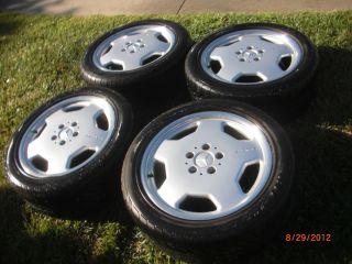 W202 Original AMG Wheel Rim E320 E420 E430 C240 C36 C43 C280