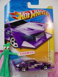 Case K 2012 44 Prem Hot Wheels Mad Manga★ Purple ★ ★new Models