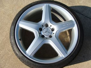MERCEDES OEM S65 S63 S550 S55 CL65 CL63 CL550 CL55 WHEELS RIMS TIRES