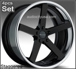 Giovanna Mecca for Mercedes Benz Wheels C CL s E Class Rims