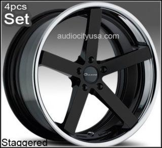 Giovanna Mecca for Mercedes Benz Wheels C CL s E Class Rims