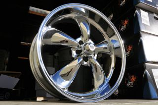 Chrysler Charger Challenger 300 Wheels Chrome REV Classic Racing