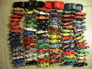 TRUCK lot 89pcs All Mfgrs VG to G Hot Wheels Matchbox others 1 64 1 43