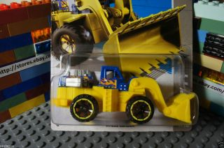Wheels WHEEL LOADER payloader construction diecast HW City series 44