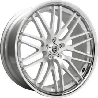 20 Staggered Concave Lexani CVX 44 Wheels Rims 5x112 Mercedes Benz E