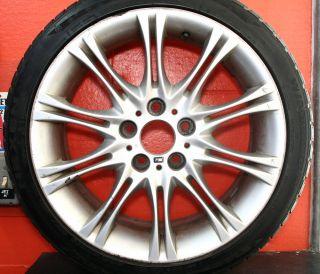 BMW E46 ZHP 18 Style 135 Wheels Rims Set Used 330i No Tires