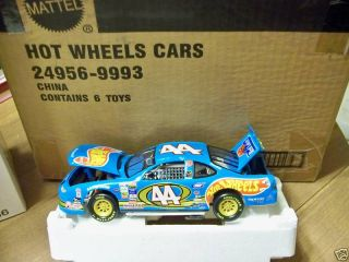 1999 Kyle Petty 44 Hot Wheels Diecast NASCAR 1 24