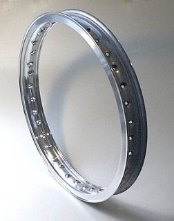 Alloy Aluminum Rim WM1 1 60x18 36 Hole Flanged Ducati Benelli