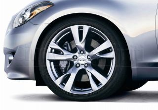 New Infiniti 2011 M37 M56 Sport Silver 20 Wheels Rims