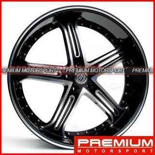 rims wheels CHRYSLER 300C DODGE MAGNUM CHARGER VERSANTE VE226 RIMS