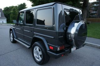 18 G500 G550 Mercedes Factory Wheels G55 AMG Wagon Rims