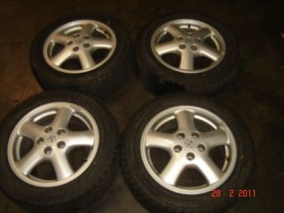 JDM 5Lug 16 Wheels Tires 16 Inch 5x100 Rims 16x61 2jj 50 2JZ GTE Wheel
